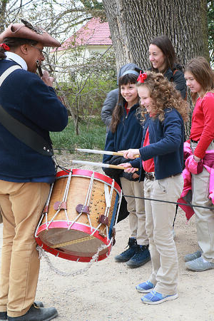 Activities outside the classroom at Dominion Christian School, a K-12 classical Christian school, with campuses in Oakton, Reston and Potomac Falls, Virginia.